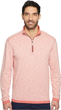 Tommy Bahama - Seaglass Reversible 1/2 Zip Pullover