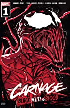 Carnage: Black, White & Blood (2021) #1 (of 4)