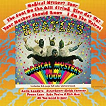 Beatles Magical Mystery Tour Album Cover