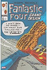 Fantastic Four: Grand Design (2019) #1 (of 2) (English Edition) eBook Kindle