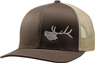 LINDO Trucker Hat - Bugling Elk
