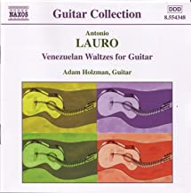 Digital Booklet: Lauro: Guitar Music, Vol. 1 - Venezuelan Waltzes