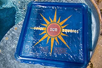 Solar Sun Rings SSS Swimming Pool Solar Sun Square