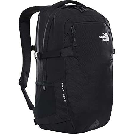 The North Face - Fall Line Backpack – Lightweight Reflective Backpack with Laptop Sleeve