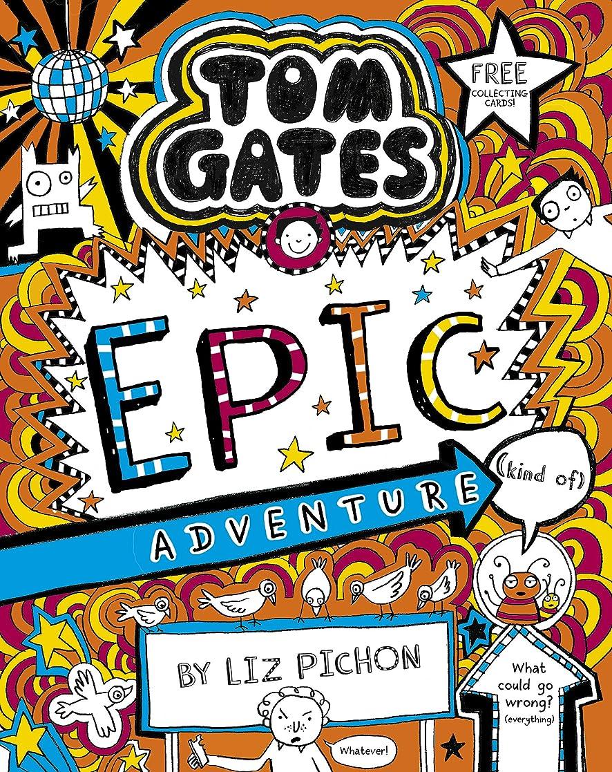 日帰り旅行に寺院予算Tom Gates 13: Epic Adventure (kind of) (English Edition)