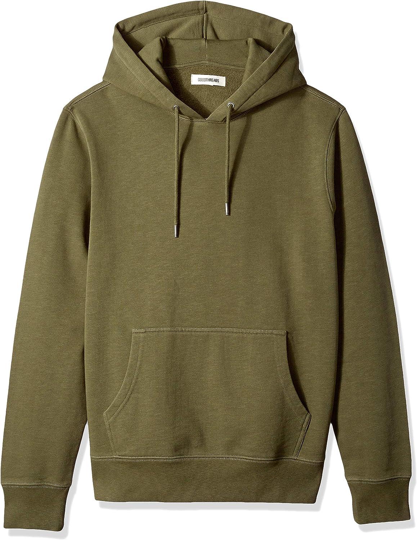 Goodthreads Men's Standard Pullover Fleece Hoodie