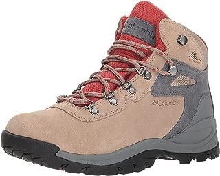 Women's Newton Ridge Plus Waterproof Amped Hiking Boot, Waterproof Leather