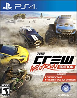 The Crew Wild Run Edition PlayStation 4 by Ubisoft