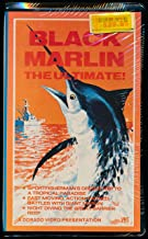 Black Marlin - The Ultimate Big Fish Down Under series  VHS