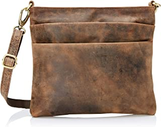Vintage Small goat leather Shoulder Crossbody Purse