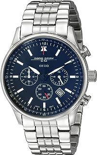 ヨーグ グレイ シークレットサービス エディション クロノ メンズ 腕時計 JG6500-71 [並行輸入品]