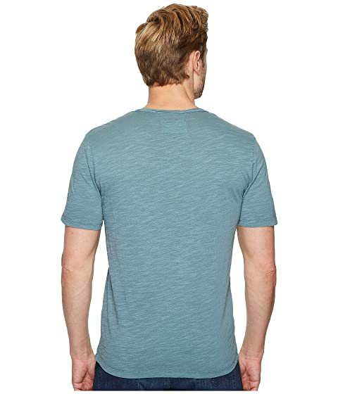 Free Shipping Lowest Price Mod-o-doc Topanga Short Sleeve Notch V-Neck Tee Oasis Pay With Visa Cheap Online BLpVuWJR