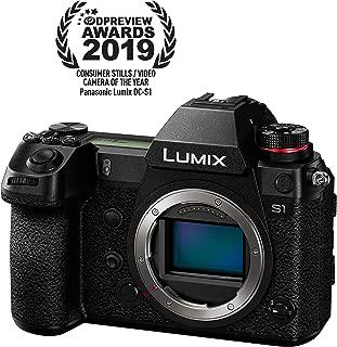 Best panasonic lumix full frame Reviews