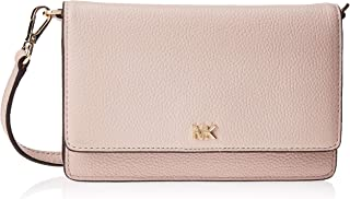 Phone Crossbody Soft Pink One Size