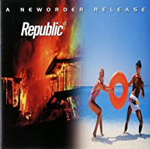 New Order Republic Cd