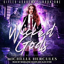 Wicked Gods: Gifted Academy, Book 1
