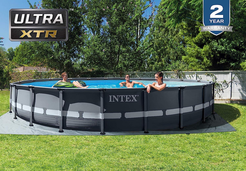 Intex Ultra XTR Frame Pool Review (2021)