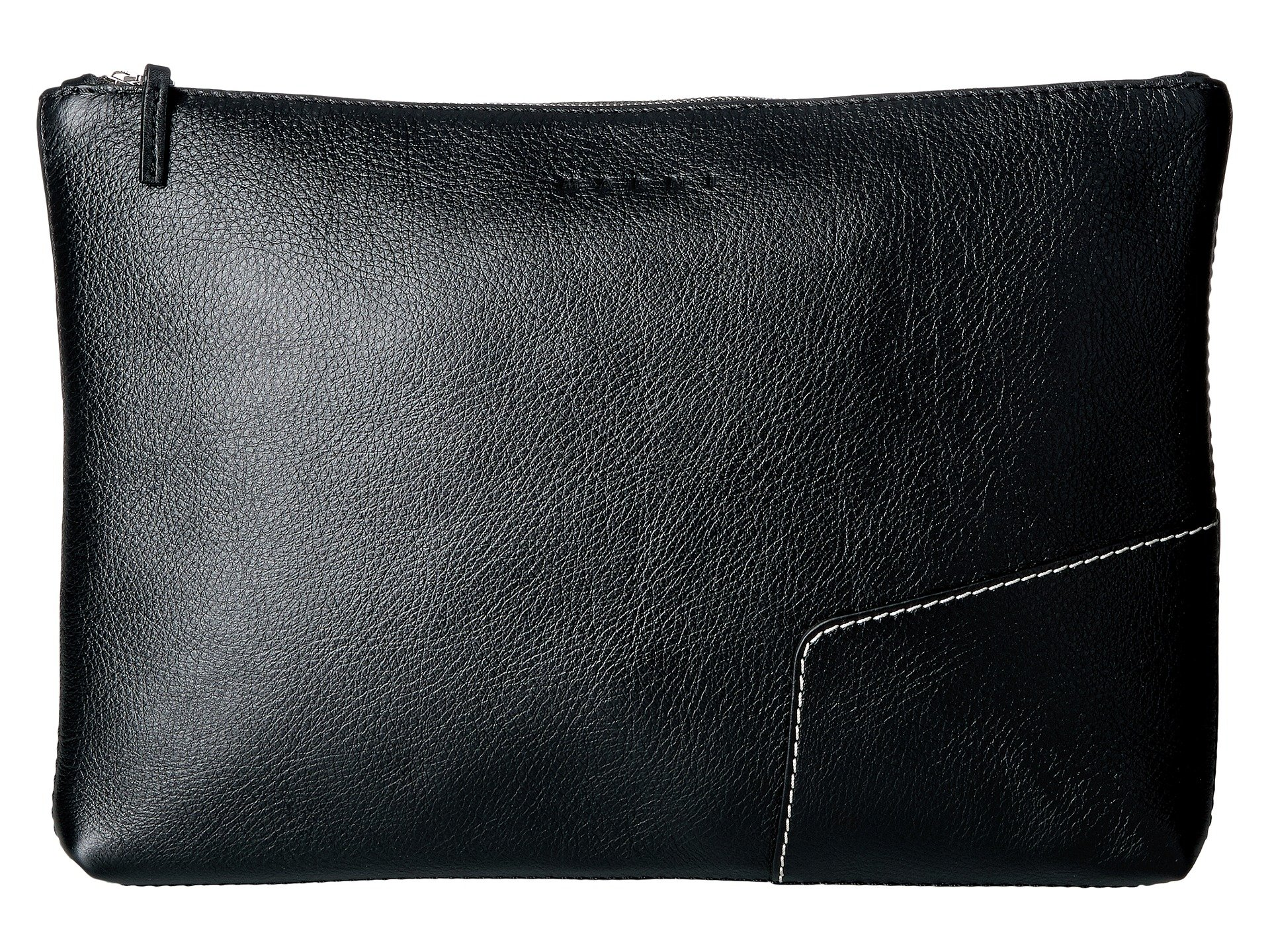zipped pouch - Black Marni