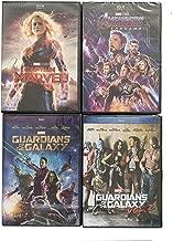 CAPTAIN MARVEL-AVENGERS: ENDGAME-Guardians of the Galaxy Vol.1&2