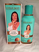 Gold Skin Clarifying Body Lotion With Snail Slime-Results in 10 Days (No Hydroquinone) 250ml, 8.45 fl.Oz.