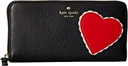 Kate Spade New York - Yours Truly Applique Lacey