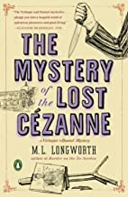 The Mystery of the Lost Cezanne (Verlaque and Bonnet Provencal Mystery Book 5)