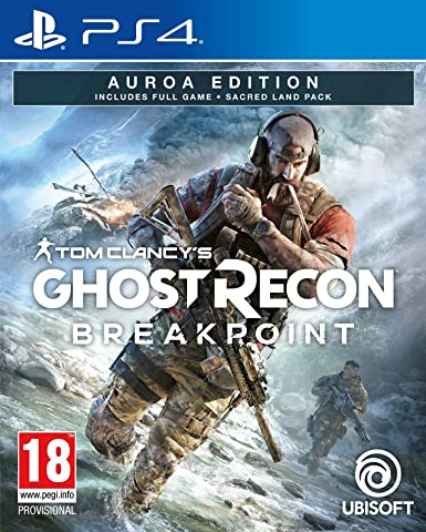 Tom Clancy's Ghost Recon: Breakpoint - Aurora Edition