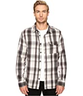 Alternative - Yarn-Dye Flannel Logger Shirt Jacket