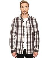 Alternative - Yarn-Dye Flannel Logger Shirt Jacket