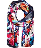 Echo Design - Flutter Bye Double-Faced Wrap Scarf
