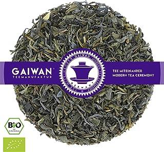 "N° 1197: Tè verde biologique in foglie ""Jasmine Ming Feng Hao"" - 1 kg - GAIWAN® GERMANY - tè in foglie, tè bio, China, 1000 g"