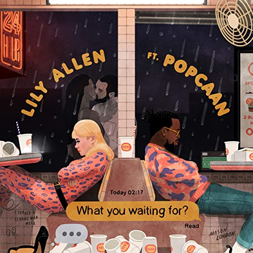 What You Waiting For? (Popcaan Remix) by Lily Allen on Amazon Music