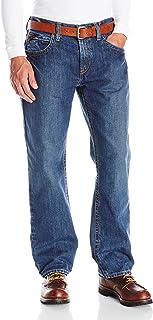 ARIAT Men's Flame Resistant M3 Loose Fit Straight Leg Jean