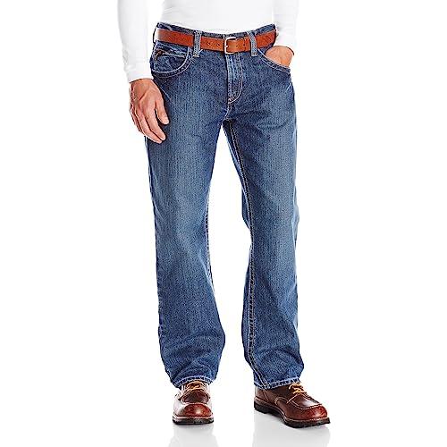 6dadb91d6242 ARIAT Men s Fr M3 Loose Basic Stackable Straight Leg Jean