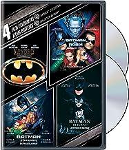 4 Film Favorites Batman Collection (bilingual)
