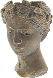 Best lady head planter vases Reviews