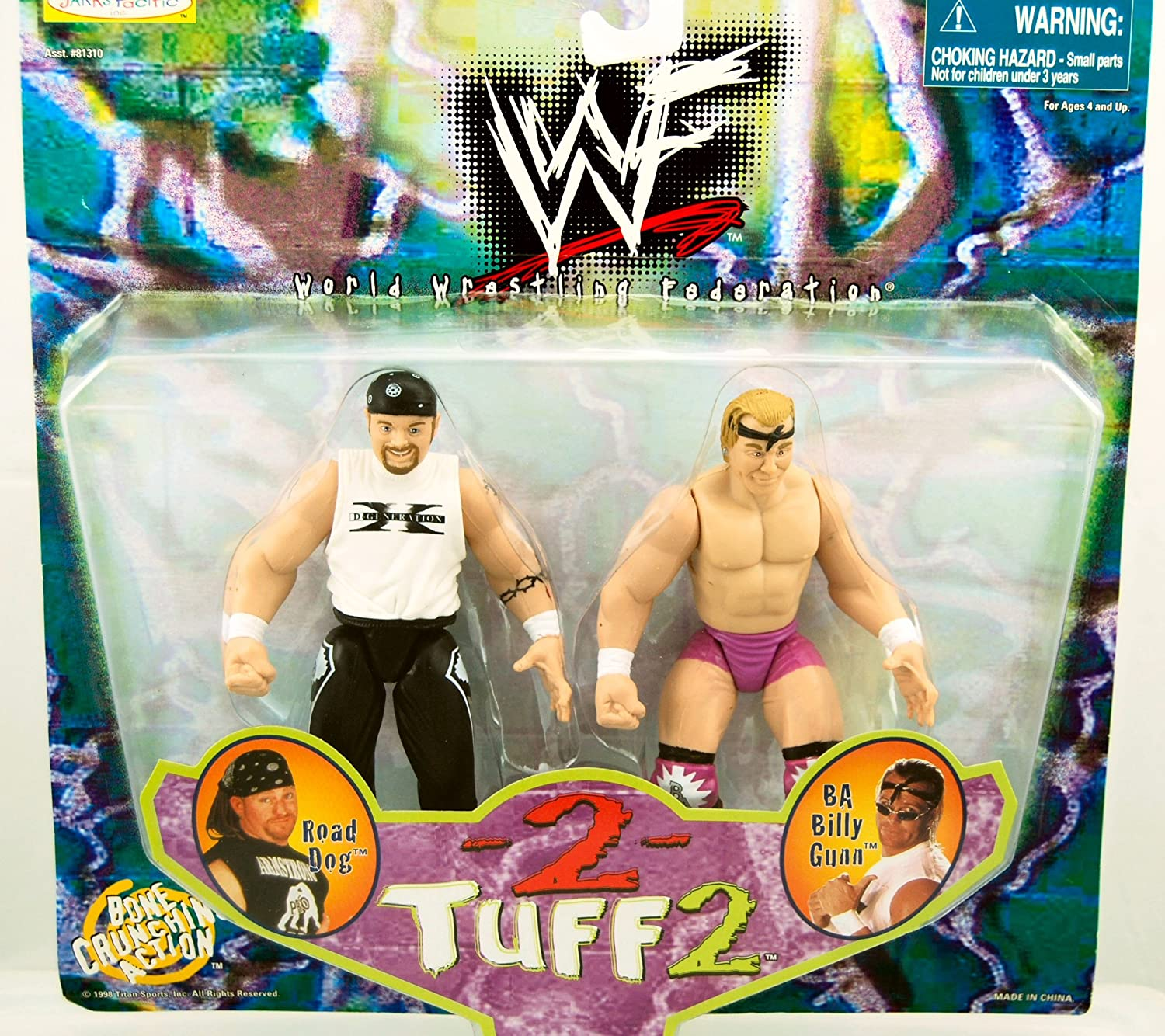 Wwf 2 Tuff 2 Road Dog Vs Billy Gunn