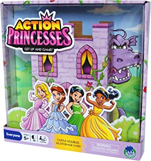 Haywire Group Action Princesses Board Game