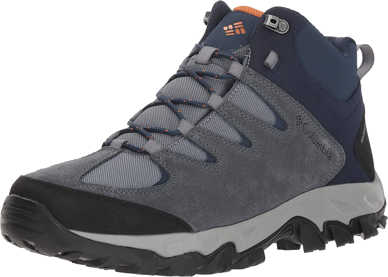 Detroit Mall Columbia Men's Granite Ridge Mid Mi Waterproof Boot trend rank Breathable