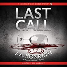 Last Call - A Thriller: Jacqueline