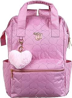 Mochila G c/ 2 alças de mão, DMW Bags, 11890, Rosa