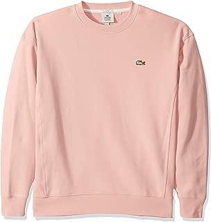 Mens Long Sleeve Live Crew Neck Solid Sweatshirt