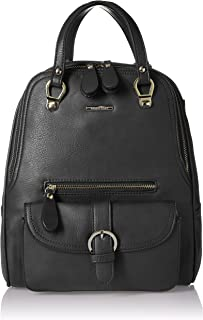 Diana Korr Women's Backpack (Black)(DK33HBLK)