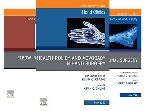The Clinics: Orthopedics (151-174) (24 Book Series)