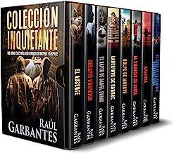 Colección inquietante: Mis libros en español de misterio y suspense