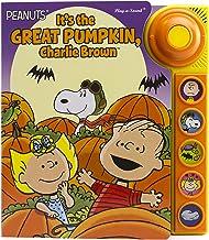 Peanuts – It's the Great Pumpkin, Charlie Brown – Doorbell Sound Book – PI Kids PDF