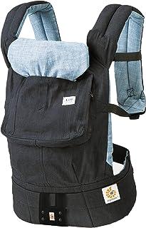 エルゴベビー(Ergobaby) 抱っこ紐 おんぶ可 [日本正規品保証付](日本限定ベビーウエストベルト付) (洗濯機で洗える) ベビーキャリア デザイナー Lee ジェルトデニム CREGBCALEE