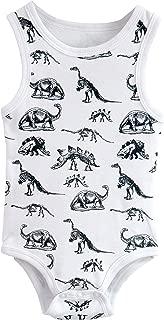 Bumps2Babies Rex Baby Romper | Dinosaur Design | Bodysuit | Baby Shower