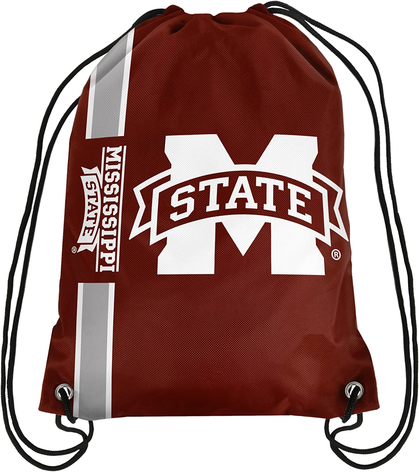 Super beauty Tampa Mall product restock quality top Mississippi State Bulldogs NCAA Logo Backpack Drawstring Big