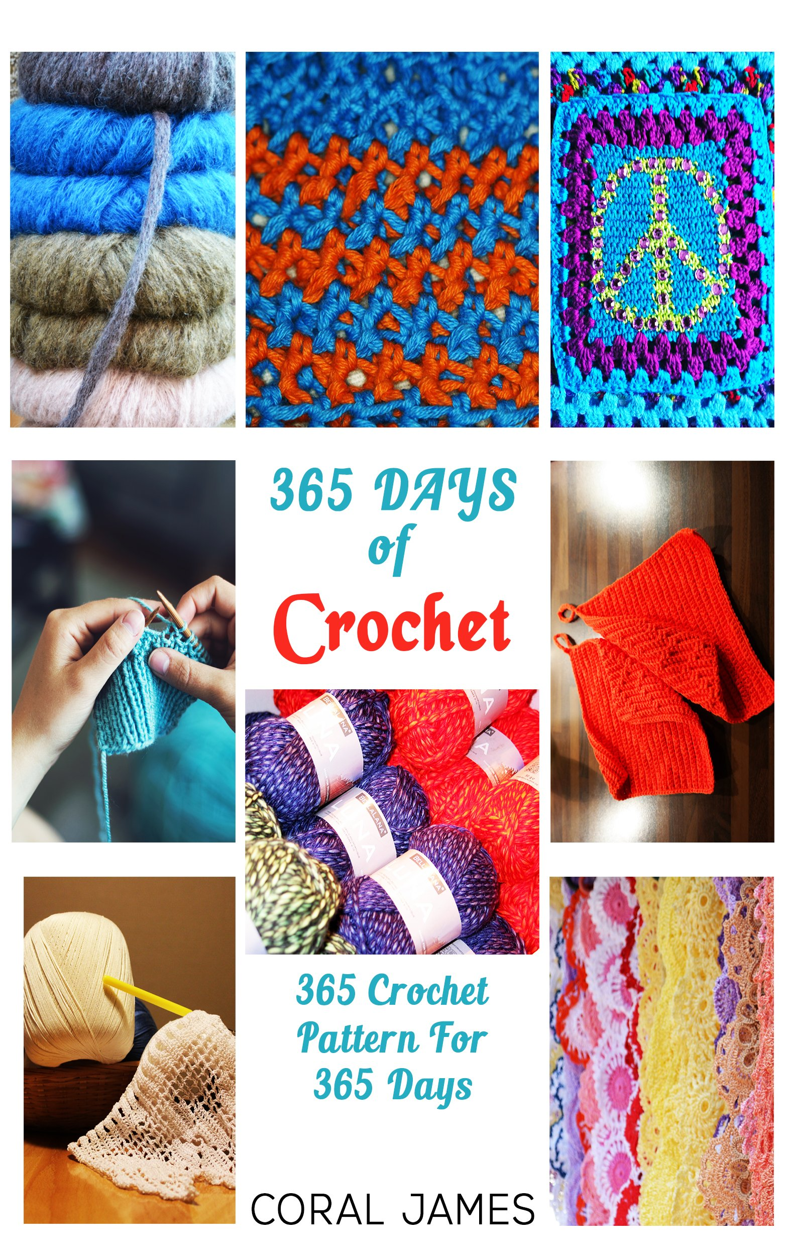 Mini Broom Dolls /& Magnets 4 Designs Crochet Pattern//Instructions NEW